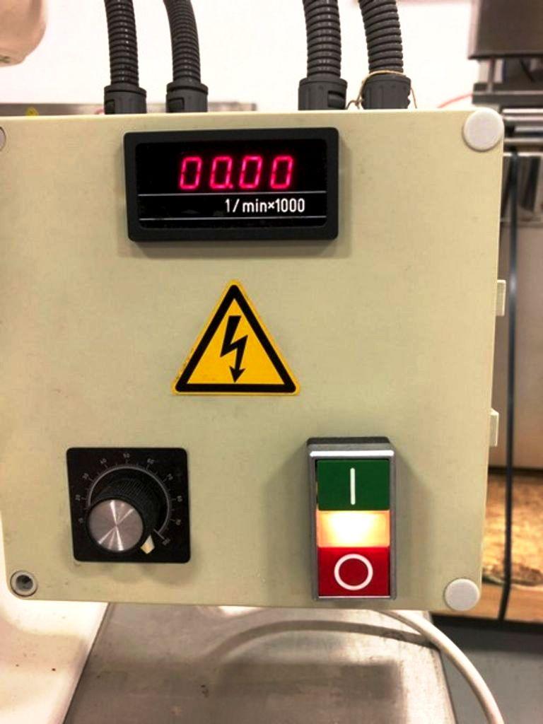 Cepa LE lab centrifuge, SS.