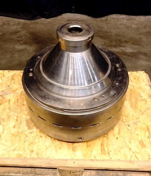 Westfalia MSD 60-01-076 milk separator, 316SS.