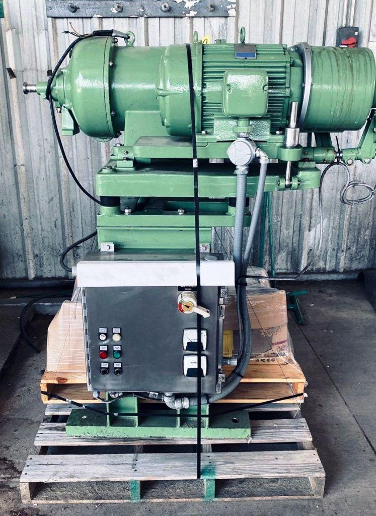 Westfalia CA 220-01-00 decanter centrifuge, 316SS.