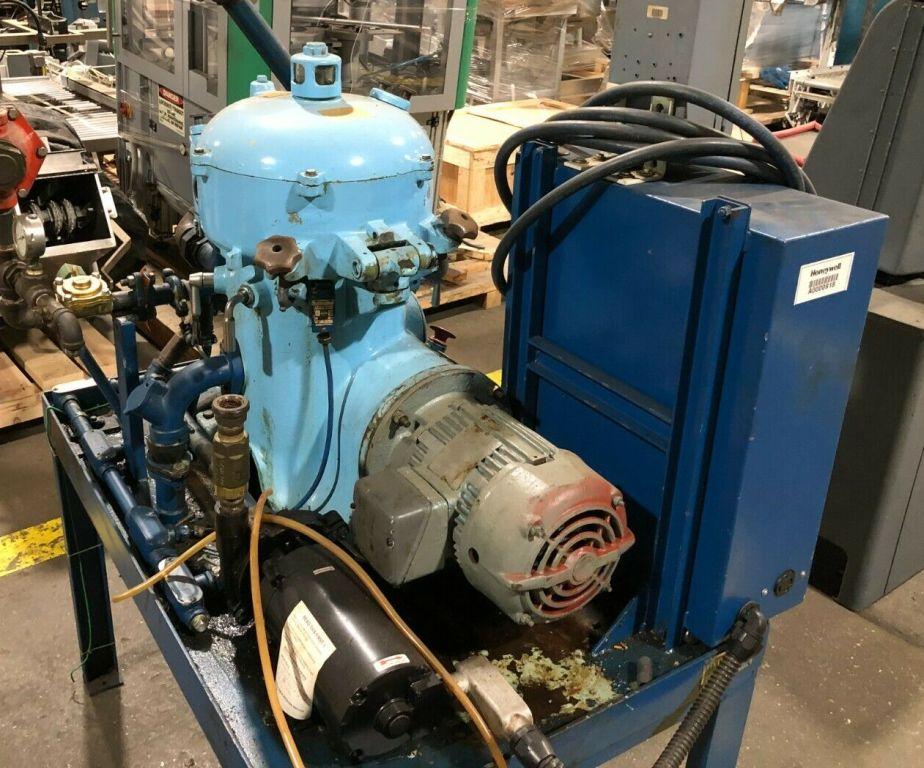 Westfalia OTA 7-00-066 oil purifier, 316SS.
