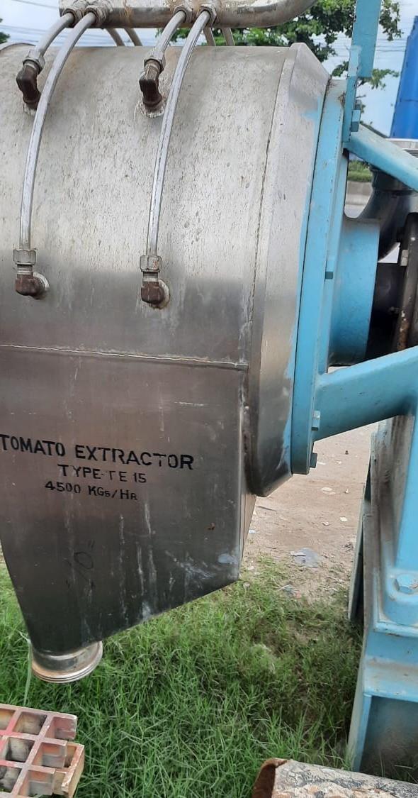 Manzini Comaco TE-15 Juice Turbo Extractor, SS.