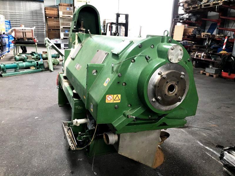 Westfalia CA 505-00-12 decanter centrifuge, 316SS.