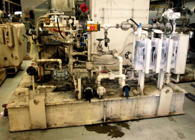 Alfa-Laval WHPX 405 TGD-24-60 oil purifier, SS bowl.