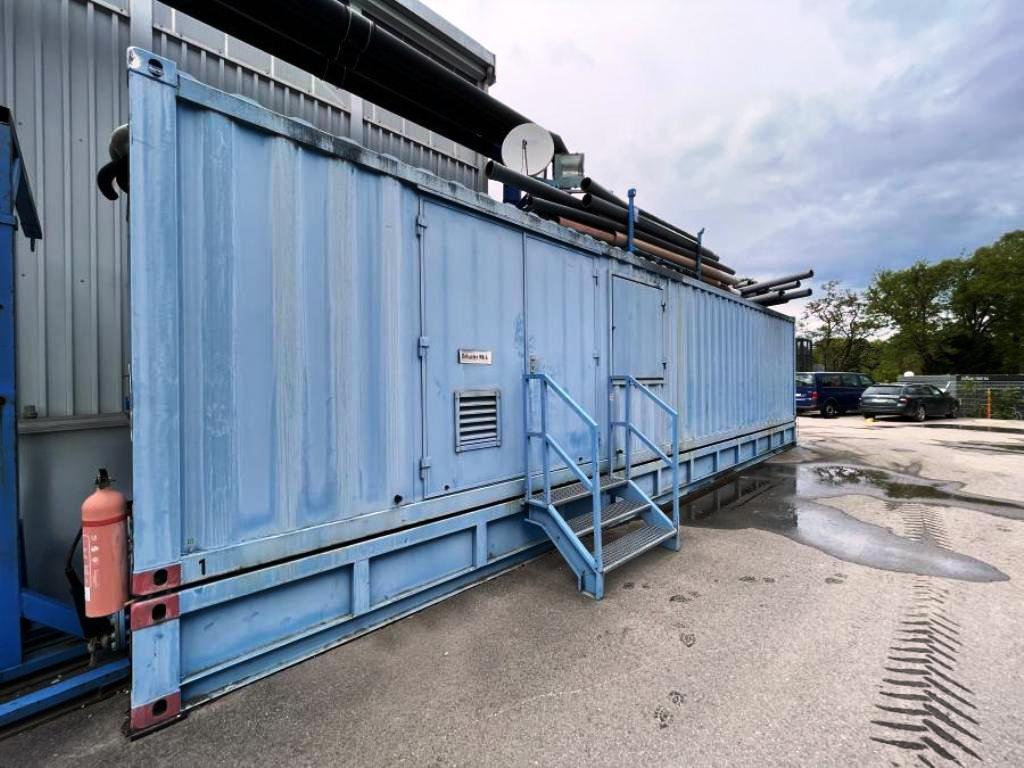 Mobile Sludge Dewatering Plant.