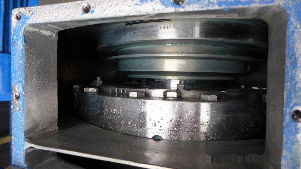 Siebtechnik TS-360-EK solid bowl decanter, 316SS.