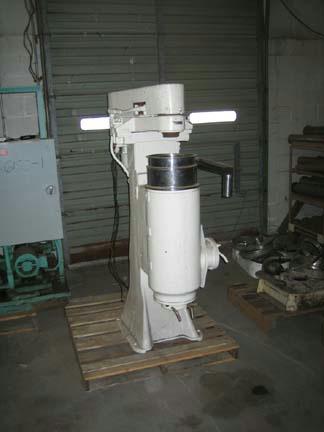 (2) Sharples AS-26 Super centrifuges, 316SS.
