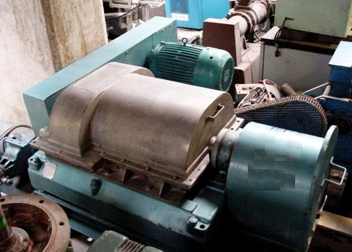 Sharples P1000 Super-D-Canter centrifuge, 316SS.