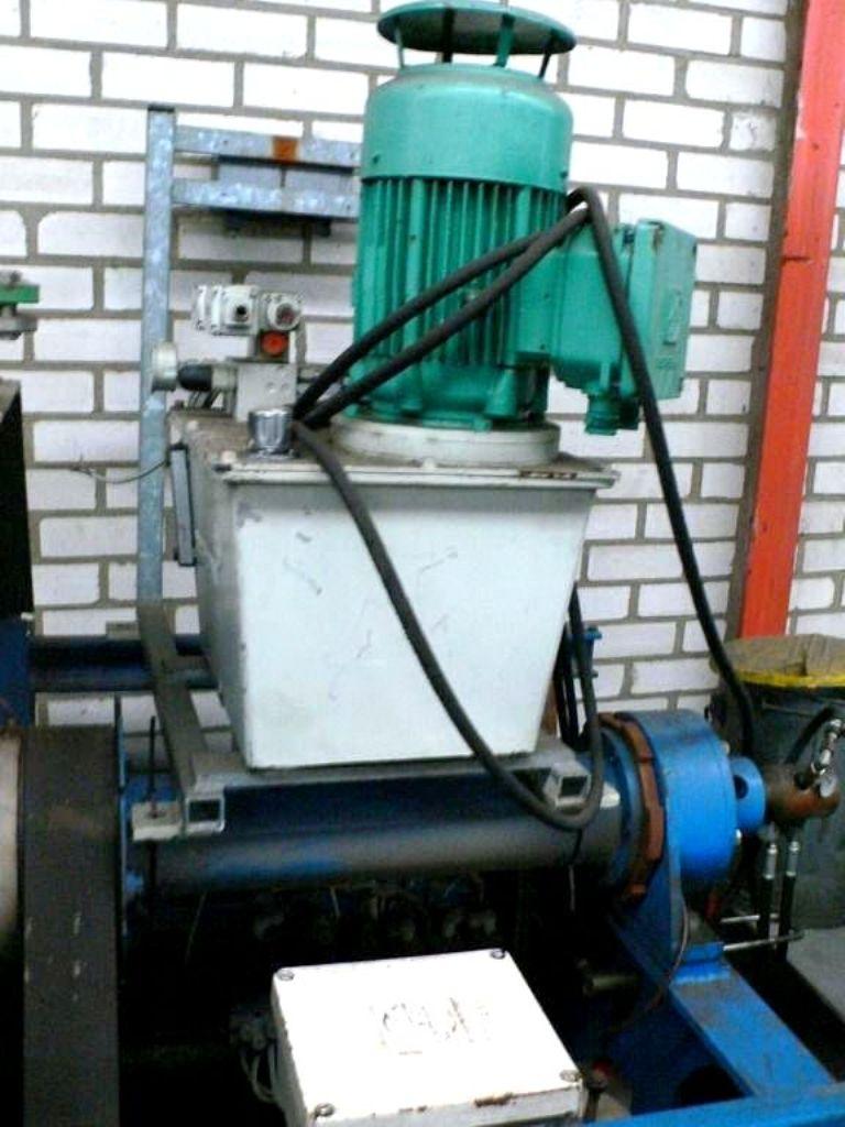 Ellerwerk WFZ 630 Inverting Filter centrifuge, Hastelloy.