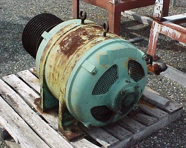 Dorr-Oliver B-16 nozzle centrifuge, 316 SS.