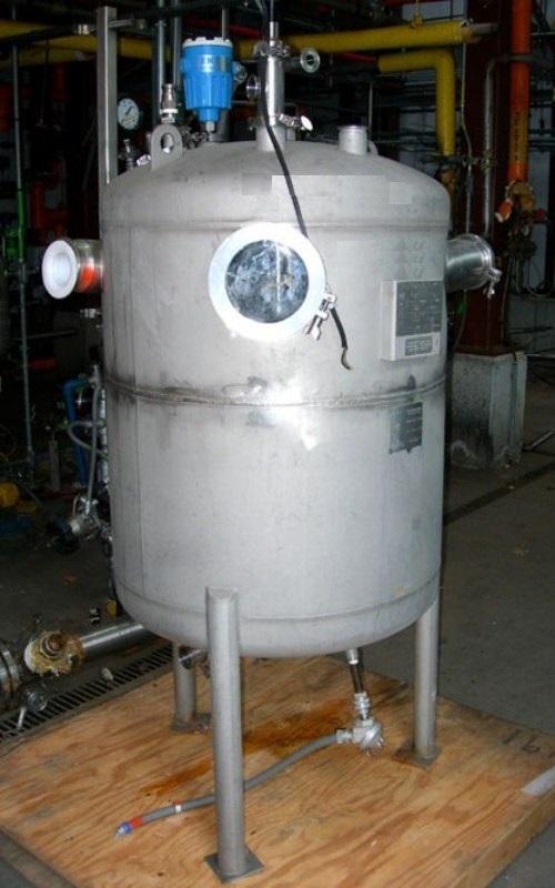 Carr HC-18 High-Centrate self-cleaning clarifier, Titanium.