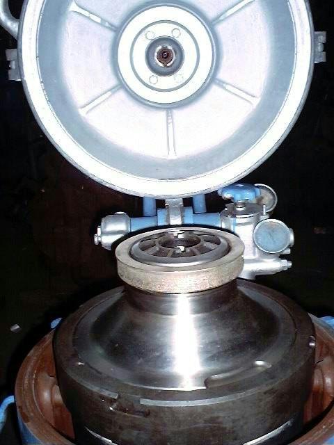 (3) Alfa-Laval MAB 205S-29-60 oil purifiers, SS.