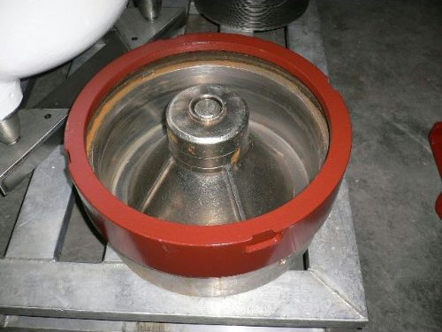 Westfalia MM 3004 hot milk separator, SS.