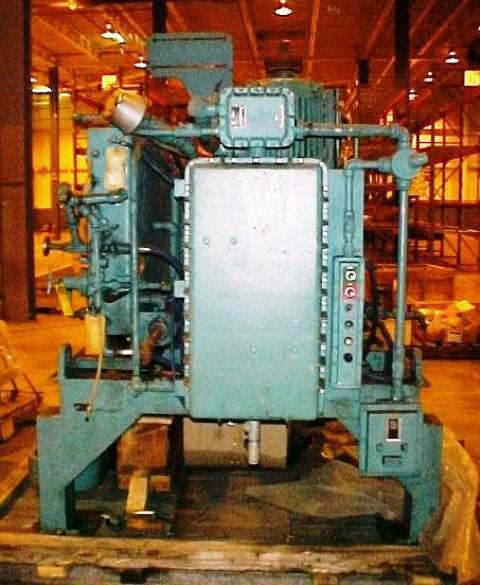 Sharples P850 vertical decanter centrifuge, 316SS.