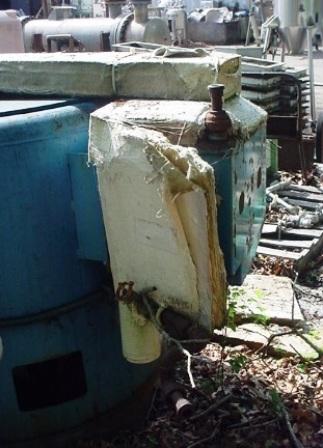Barrett 1100-WD washer-dryer - NO BASKET