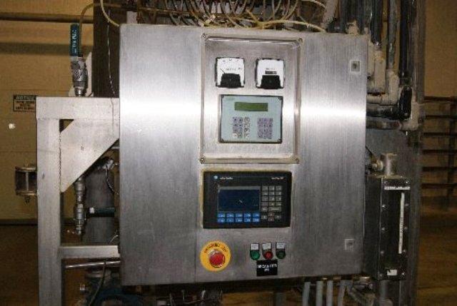 Westfalia CA 505-01-02 decanter centrifuge, 316SS.