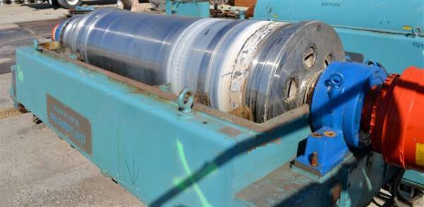 Sharples DS-706 Super-D-Canter centrifuge, 316SS.