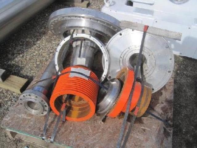 Sharples P5400-BD Super-D-Canter centrifuge, 316/317SS.