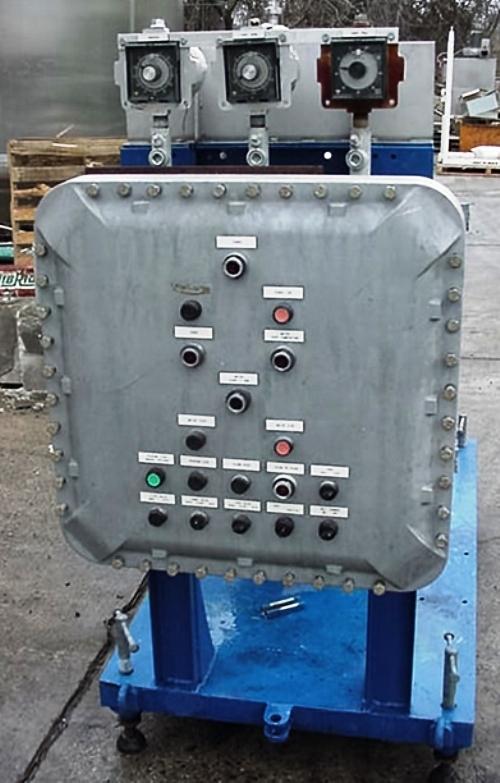 Westfalia SA 20-06-576 sanitary XP clarifier, 316SS.