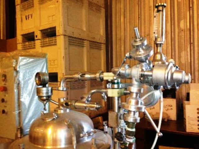 Westfalia SA 14-06-076 clarifier centrifuge, 316SS.