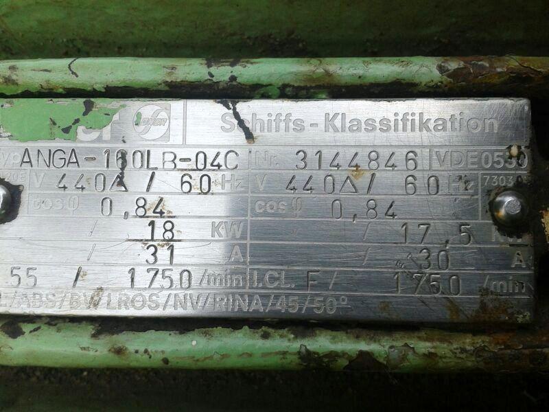 (2) Westfalia OSB 35-02-066 oil purifiers, SS.