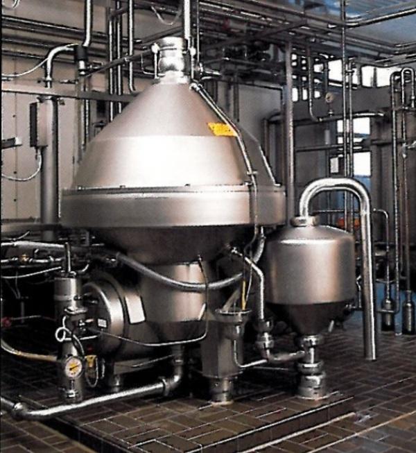 Alfa-Laval CMRPX 718 HGV-74C cold milk separator, 316SS.