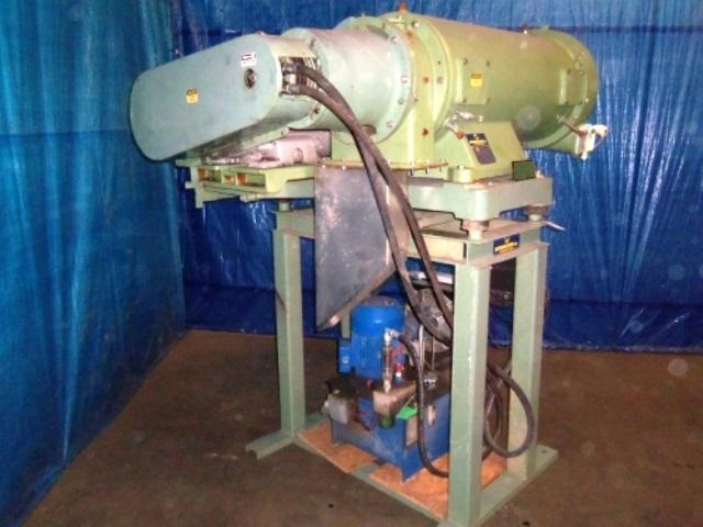 Westfalia CA 365-01-09 decanter centrifuge, 316SS.
