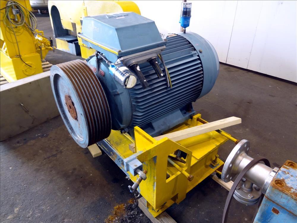 Sharples DSNX 7050 Super-D-Canter centrifuge, 316SS.