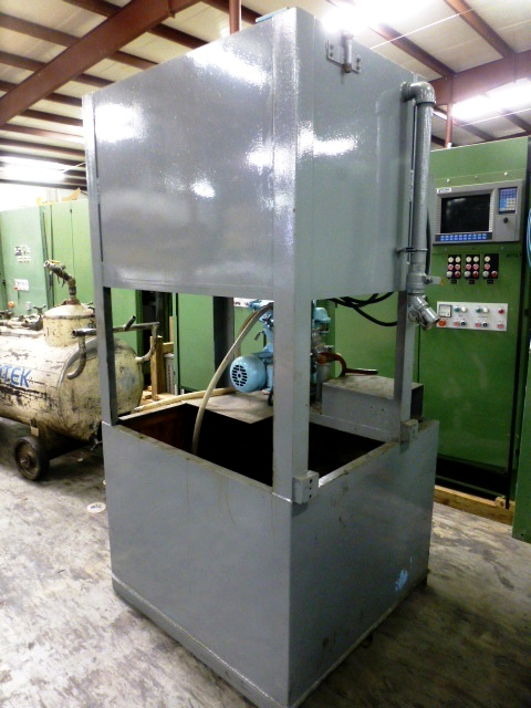 Alfa-Laval MAB 103B-24-60 coolant purifier module.