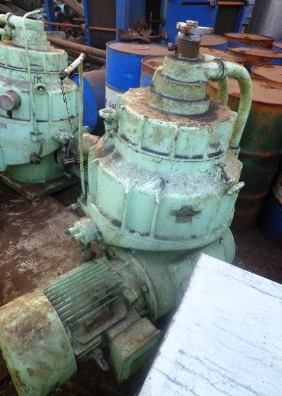 (4) Mitsubishi SJ-25EH self-cleaning oil purifiers, SS.