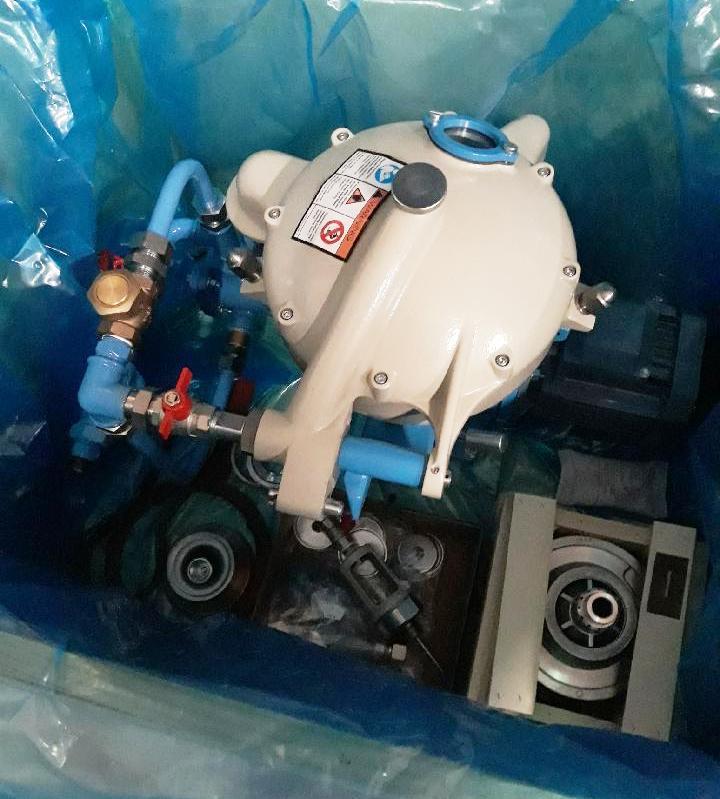 NEW: Alfa-Laval MAB 103B-24 oil purifier, SS bowl.
