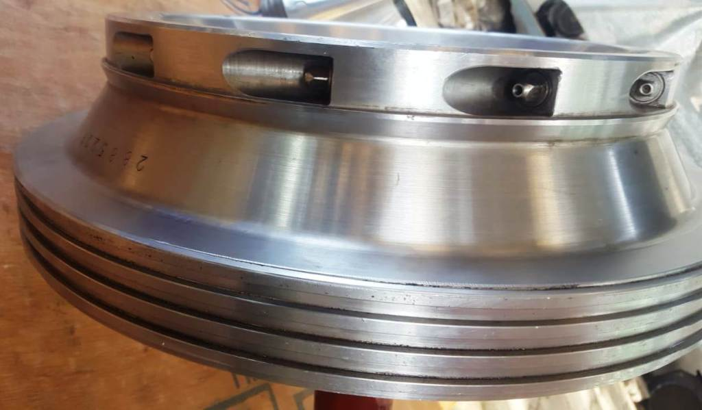 Alfa-Laval DX 309-34B nozzle centrifuge, 316SS.