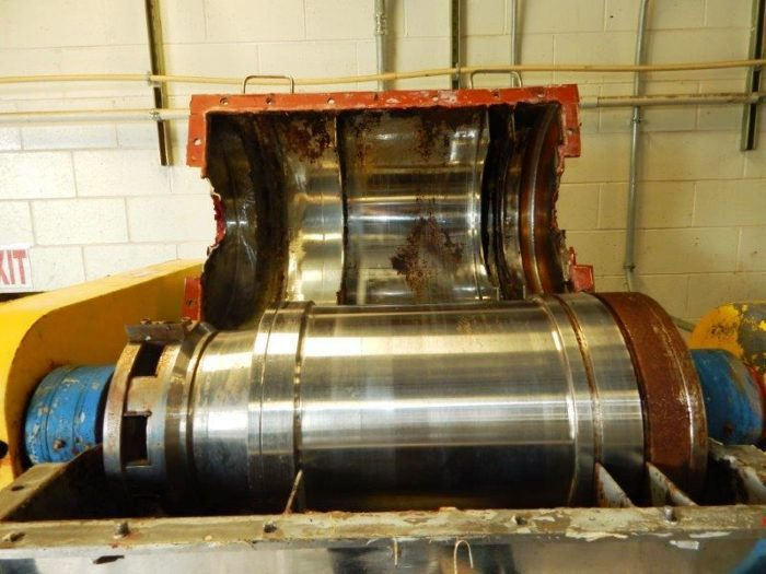 Sharples P3000D-ME Super-D-Canter centrifuge, 316SS