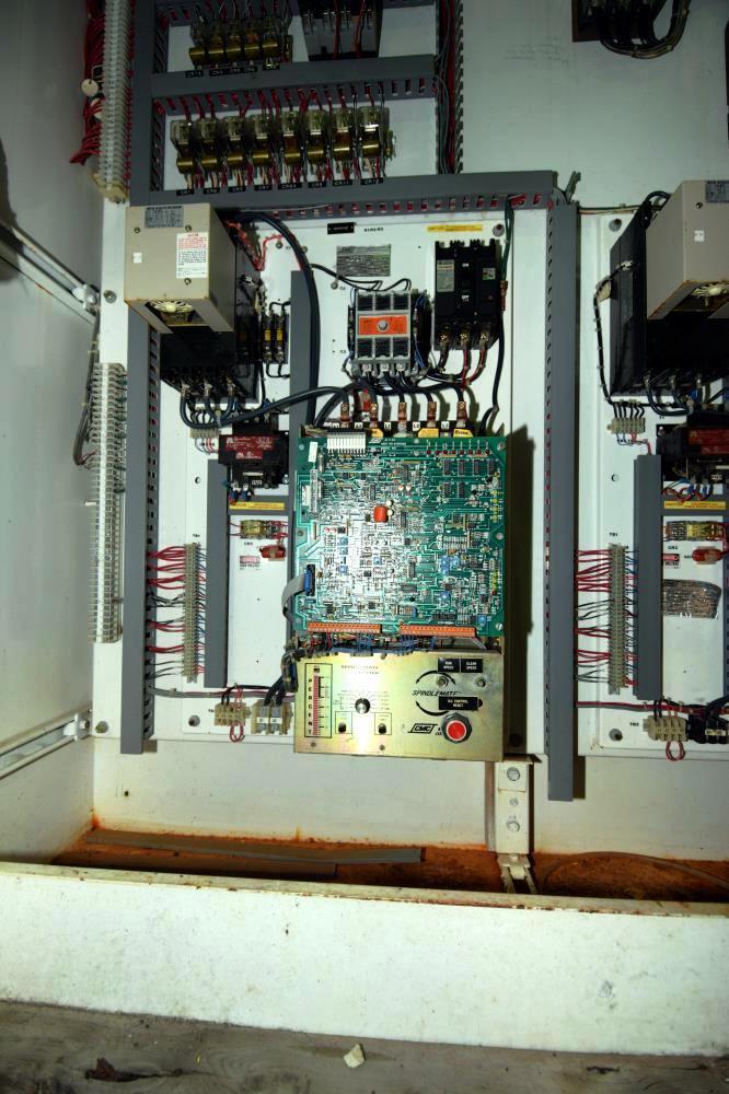 Sharples P3400 HHS Super-D-Canter centrifuge, 316SS.