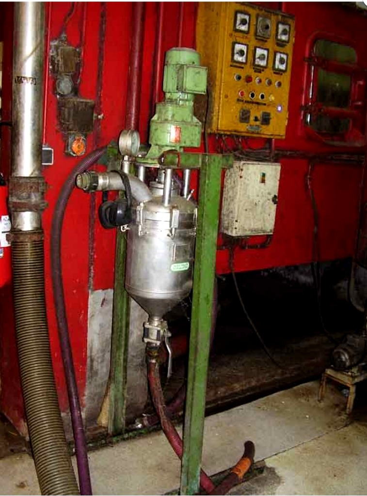 Westfalia SAMR 15037 clarifier centrifuge, 316SS.