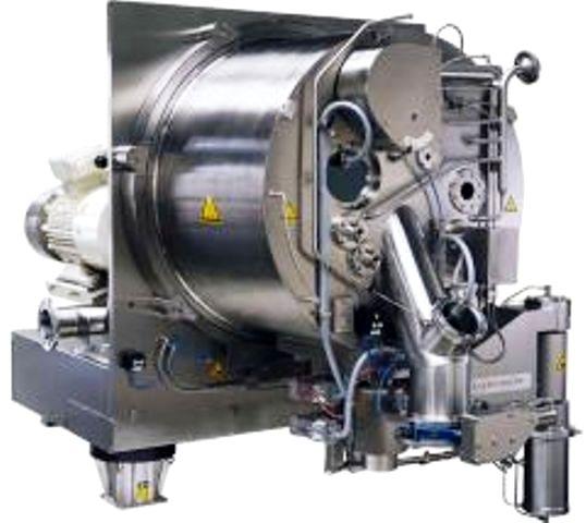 UNUSED: Heinkel H 800 P peeler centrifuge, Hastelloy C22.