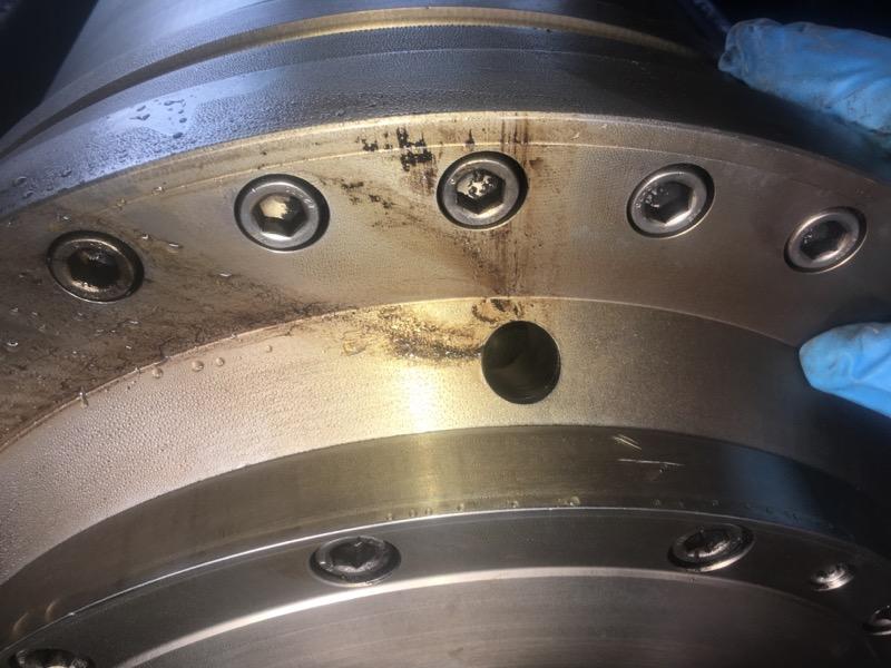 (2) Flottweg Z4E-4/444 tricanter centrifuges, 1.4463 SS.
