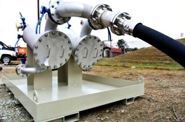 UNUSED: Waste Oil Recovery & Sludge Treatment Plant.