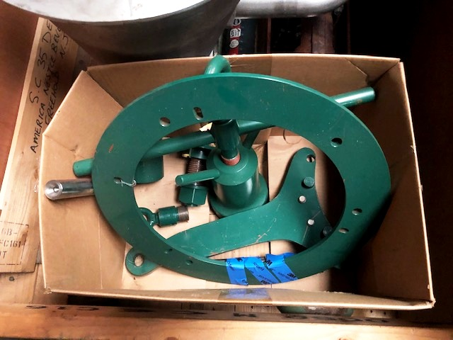NEW: Westfalia SC 35 set of tools.