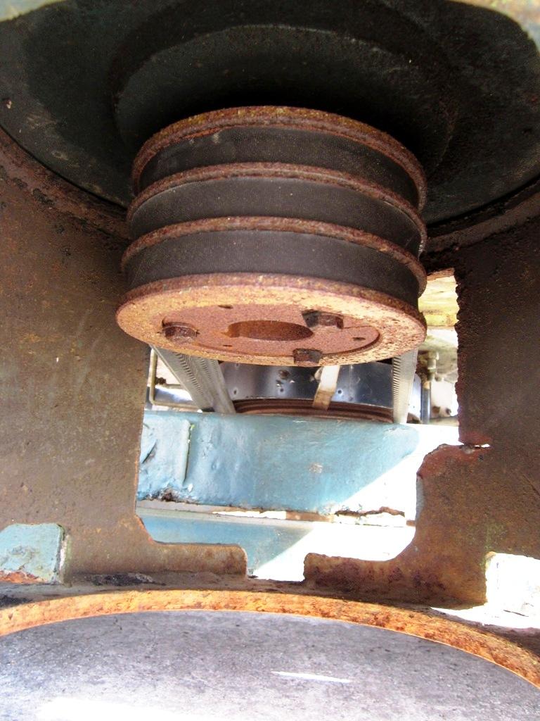 Han Seong 60 x 20 perforate basket centrifuge, 316SS.