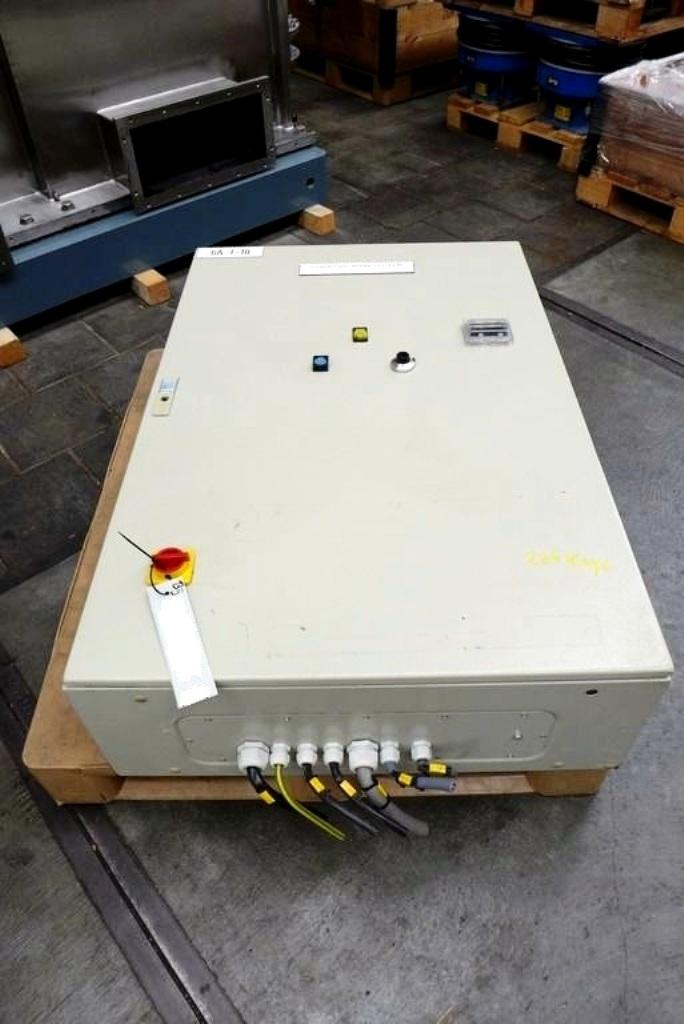 Ferrum HSZ-PH R1400 1400 x 700mm peeler centrifuge, 316 SS.