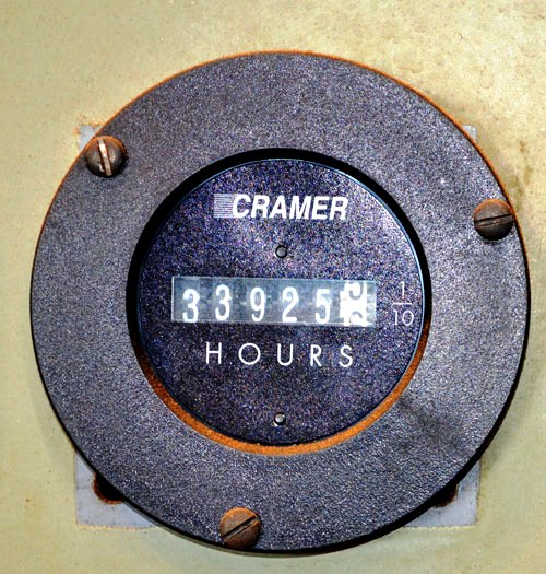 Sharples PM-76,000 Super-D-Canter centrifuge, 316SS.