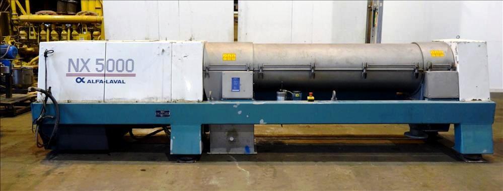 Alfa-Laval AVNX 5060B-31G decanter centrifuge, 316SS.
