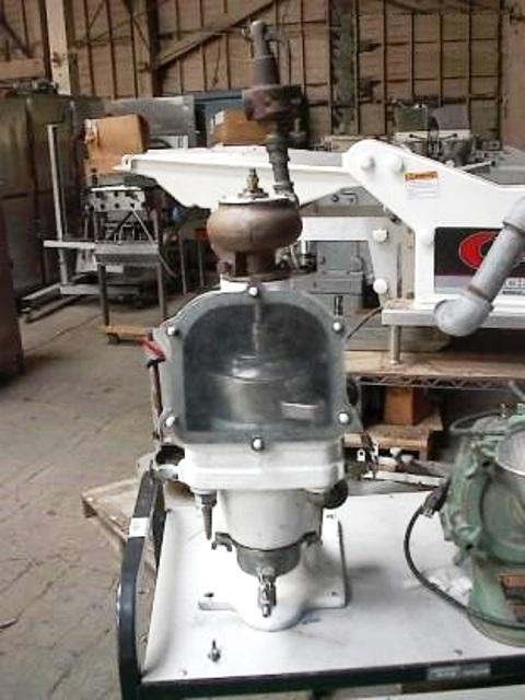 Sharples T-1P lab Super centrifuge, 316SS.