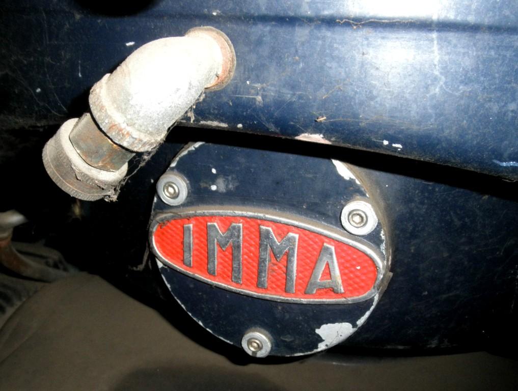 IMMA Media self-cleaning wine clarifier, 316SS.