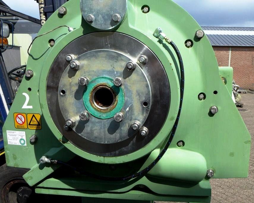Westfalia CA 505-00-32 decanter centrifuge, 316SS.