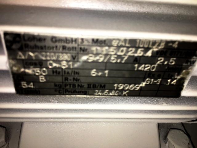 Krauss-Maffei HZ 25 pilot peeler centrifuge, SS.