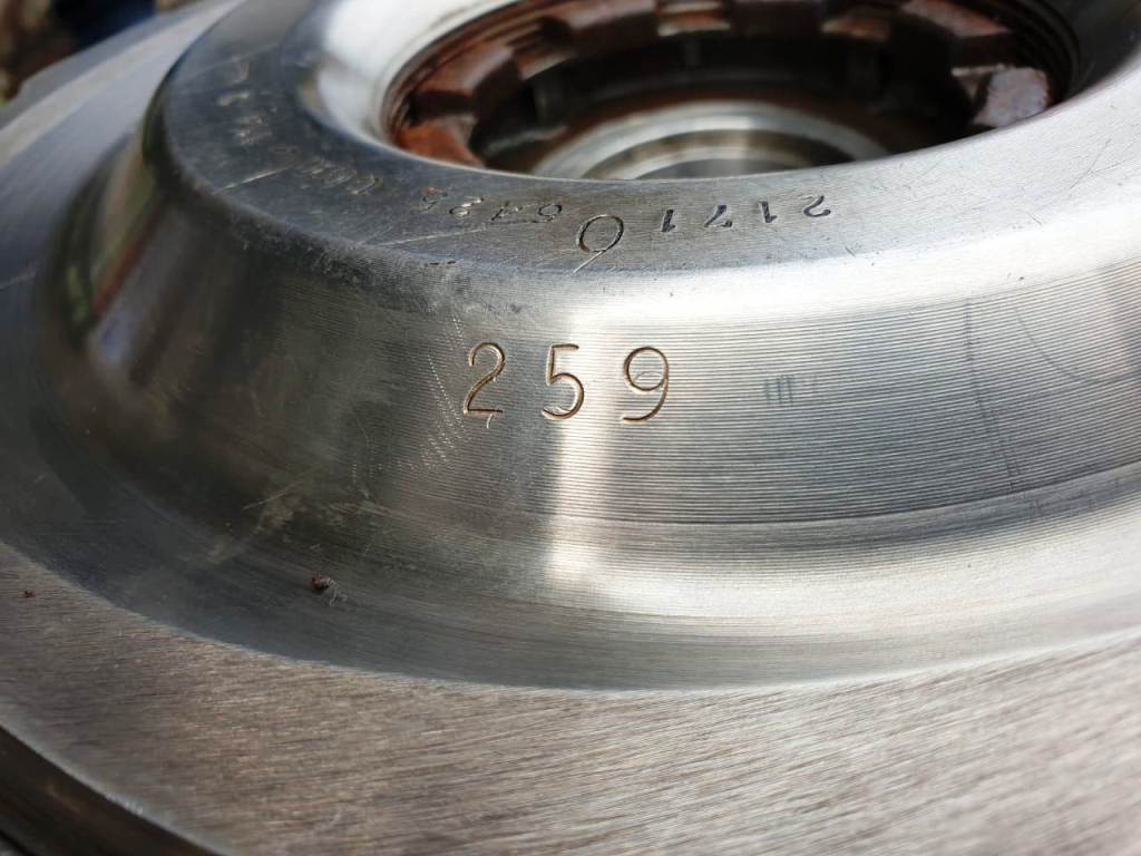 Westfalia OSA 7-02-066 oil purifier, SS.