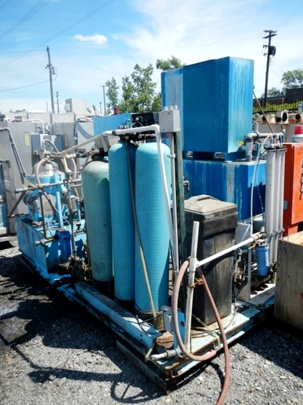 Master Chemical Xybex 3000 tramp oil purifier system.