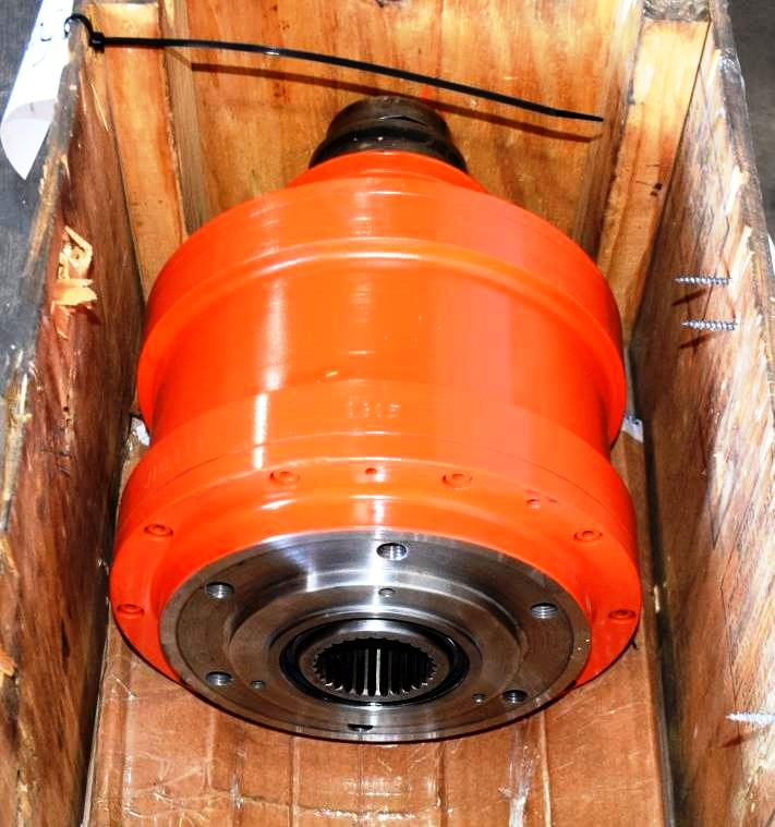 Alfa-Laval 3.5 kNm 159:1 planetary gearbox.
