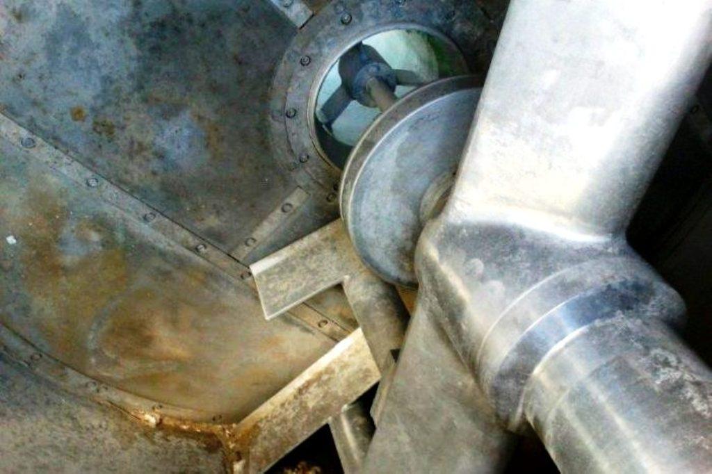 Rosenmund 2.5 SM Nutsche filter dryer, Hastelloy C276.